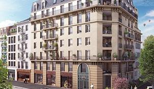 Grande Avenue - Le Blanc-Mesnil