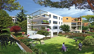 Le Parc des Tourelles - Montpellier