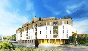 Programme de la résidence l'Aparté situé à Mezzavia en Corse