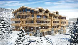 Programme de la résidence L'Everest situé à Saint-Bon-Tarentaise en Rhône Alpes