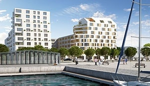 Programme de la résidence 6nergy située à Bordeaux en Aquitaine