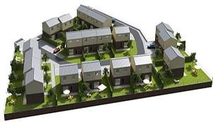 Programme de la résidence Sun Villas situé à Drancy en Île de France