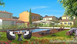 Les Jardins d'Aurélien - Roquebrune-sur-Argens