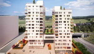 Capelli Towers - Sanem