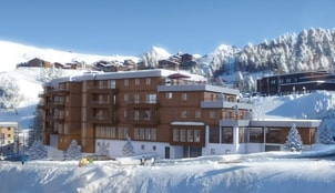 Lodges 1970 - Plagne Centre