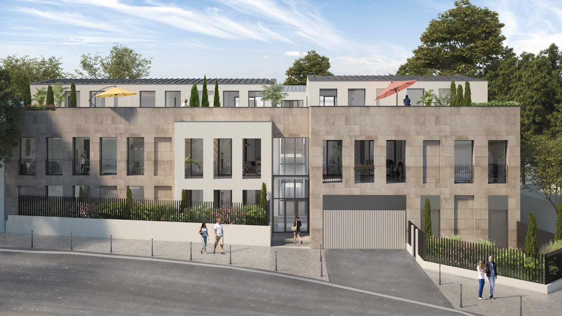 attractive price affordable price wholesale online L'Urbanist', programme immobilier neuf à Pessac