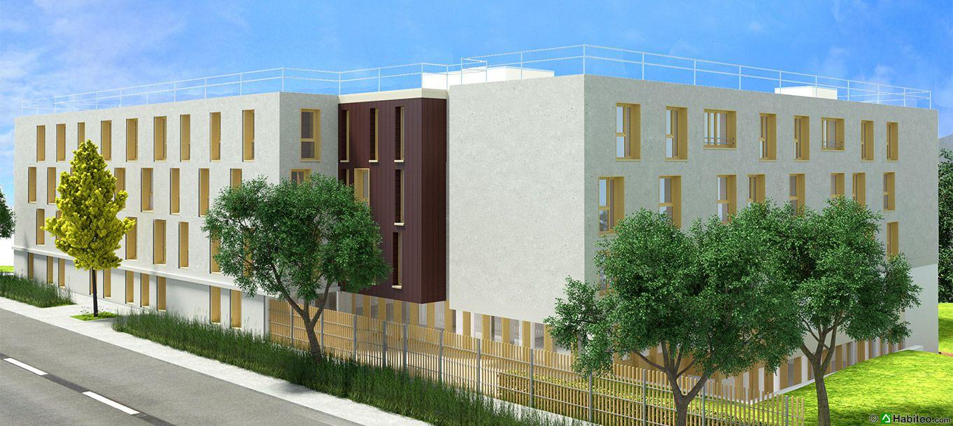 Découvrez la résidence médicalisée de Noisy-le-roi (Yvelines)