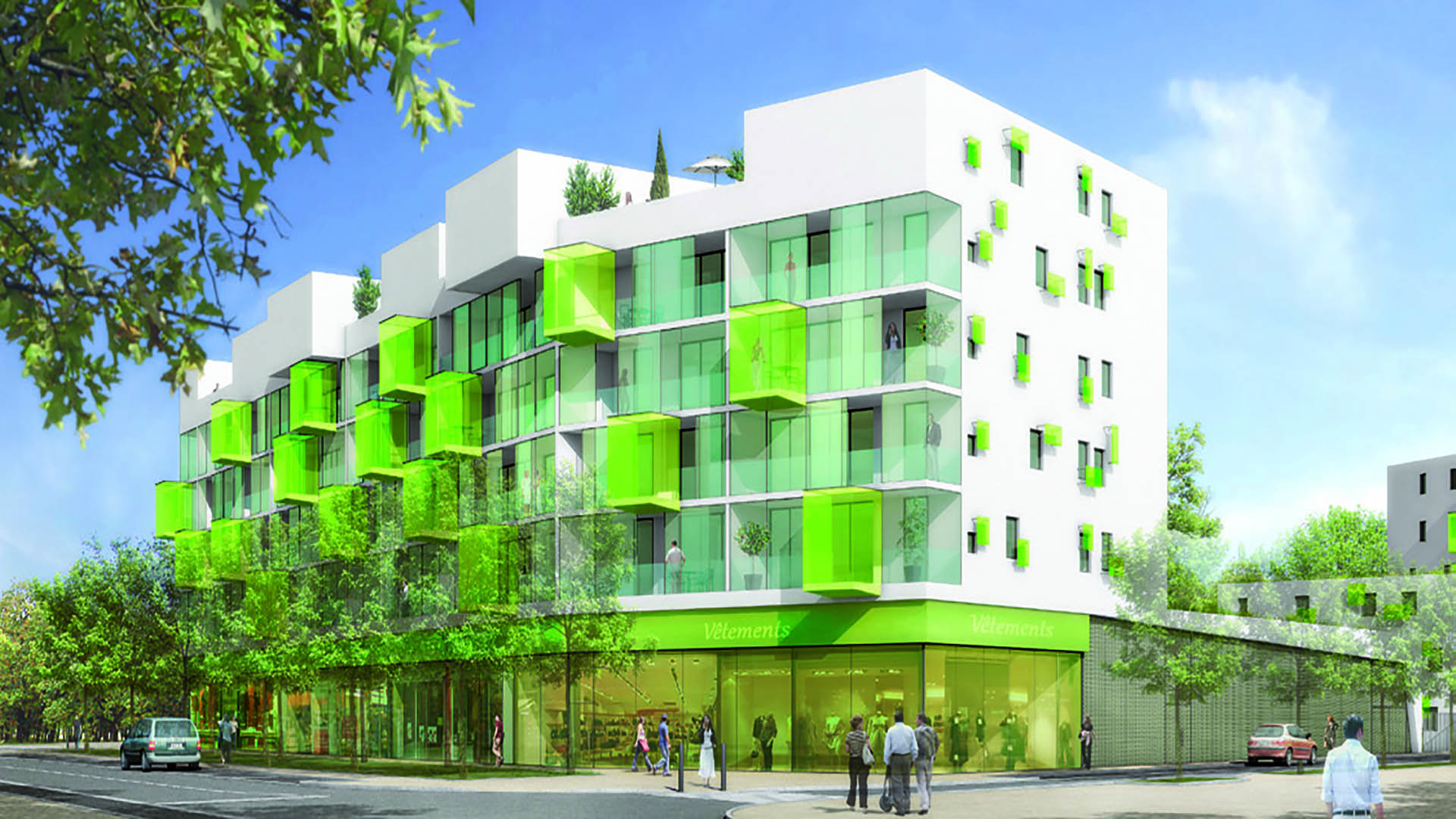 play time programme immobilier neuf à blagnac