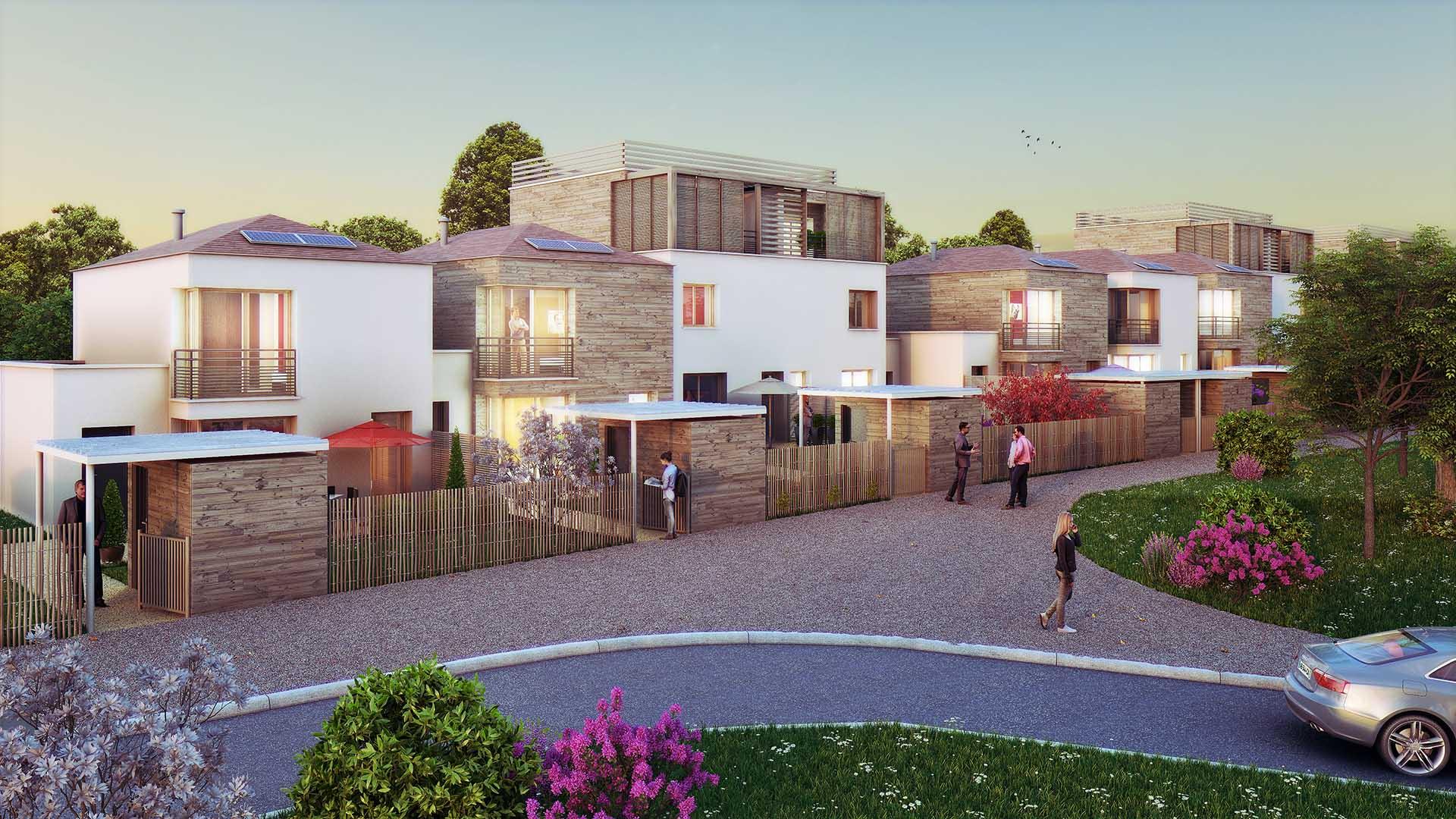 Maison familiale de grandchamp stunning france treignac for Maison familiale