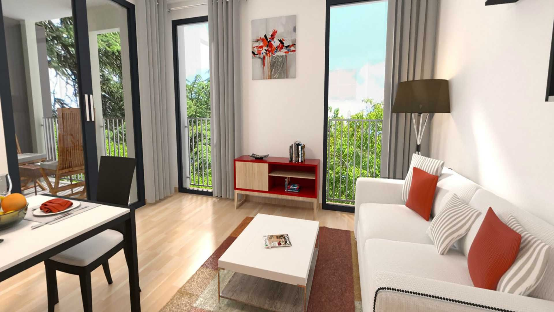 s r nit programme immobilier neuf villenave d 39 ornon. Black Bedroom Furniture Sets. Home Design Ideas