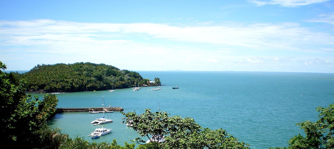 La résidence le clos de Baduel situé à Cayenne en Guyane