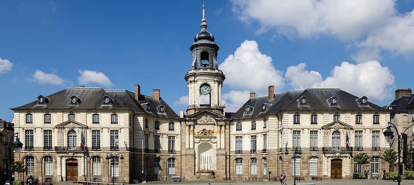 La résidence Les papeteries de Bretagne situé à Rennes en Bretagne