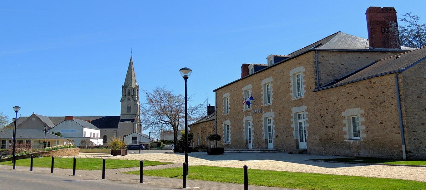La résidence Le Sphinx situé à Sautron au Pays de la Loire