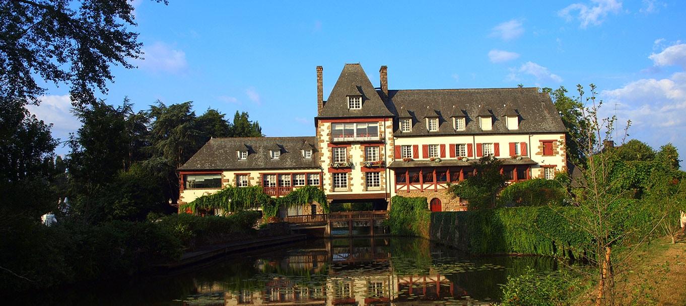 La résidence Villas steel situé à Châteaubourg en Bretagne