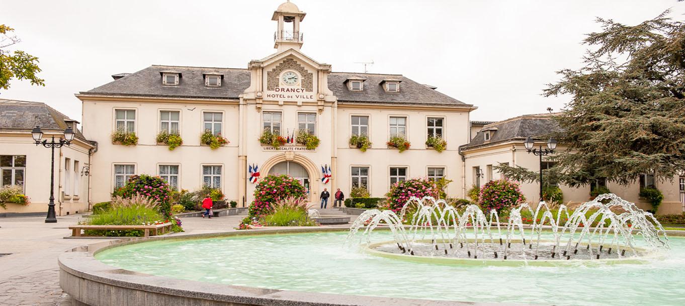 La résidence Sun Villas situé à Drancy en Île de France