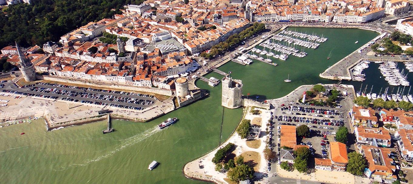 La résidence L'échalas situé à Aytré en Poitou-Charentes