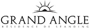 Logo du programme immobilier Grand Angle à Frejus