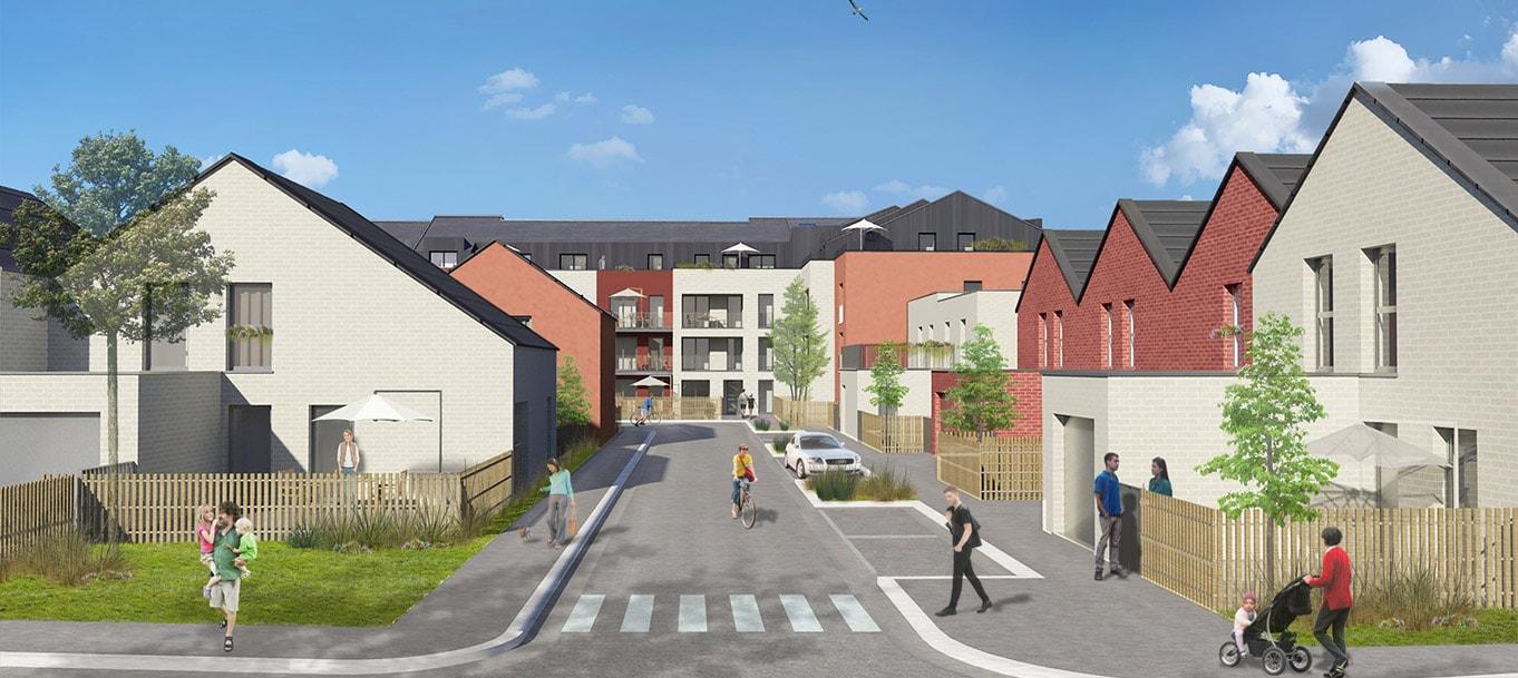 Découvrez la résidence Millefiori à Rouen (Haute-Normandie)