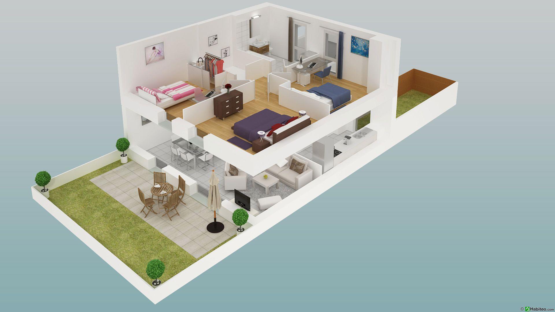 Millefiori, programme immobilier neuf à Rouen