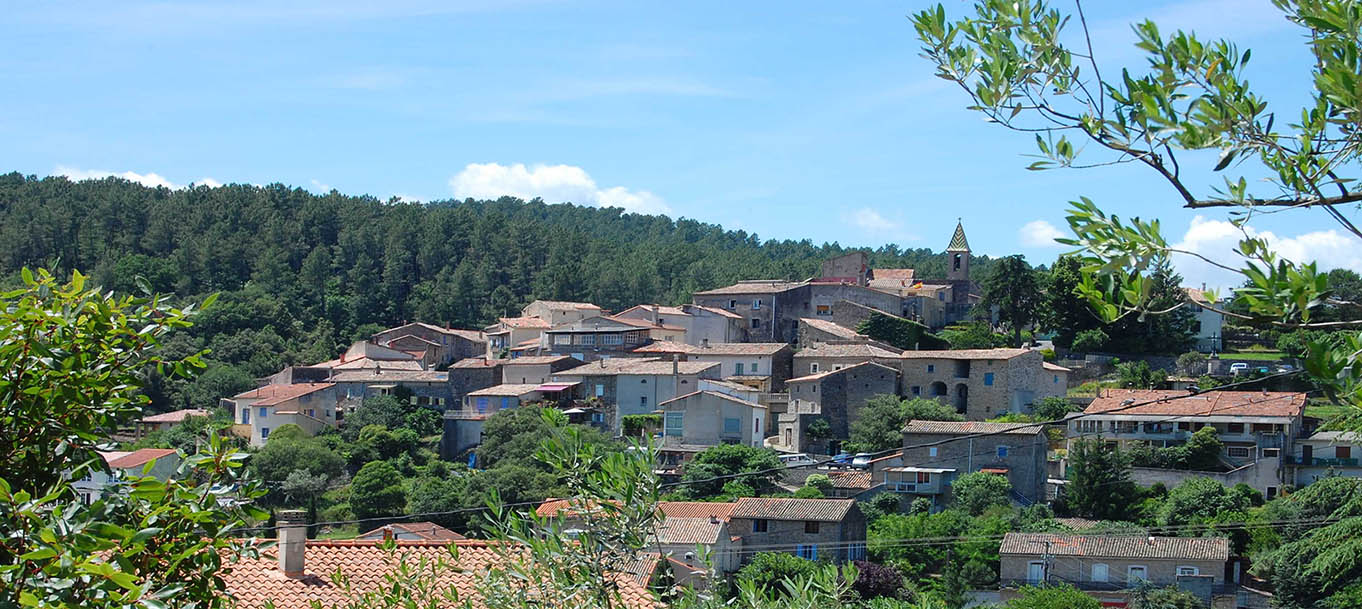 La résidence Intense situé à Saint-Brès dans le Languedoc Roussillon