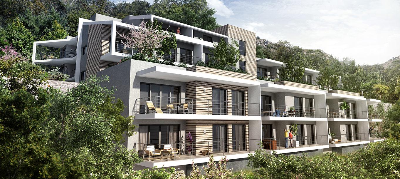 Découvrez la résidence Vence Azur à Vence (Alpes Maritimes)