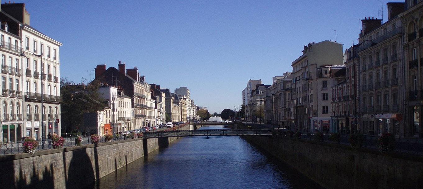 La résidence Helios Park situé à Rennes en Bretagne