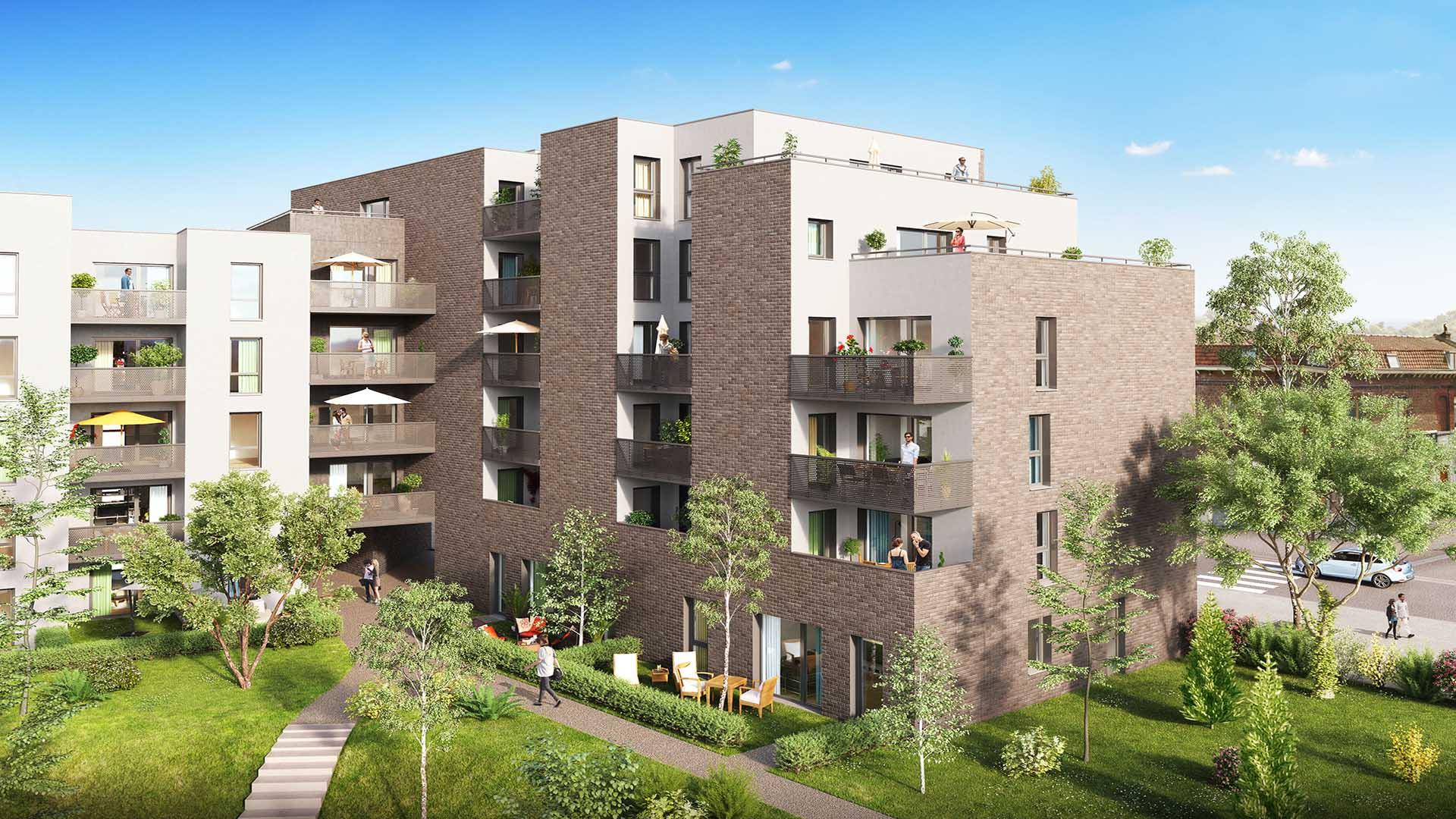 Maison neuve lille latest focus with maison neuve lille for Tarif raccordement edf maison neuve