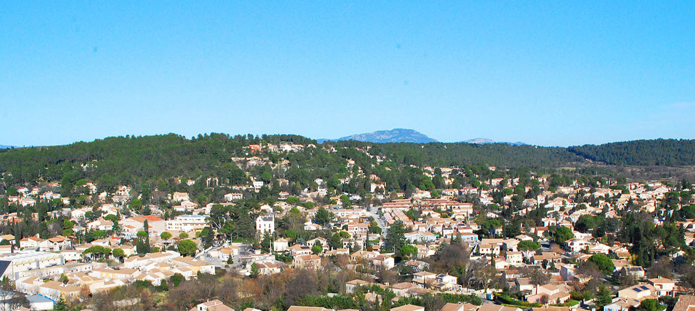 La résidence Villas Georgia situé à Grabels dans le Languedoc Roussillon