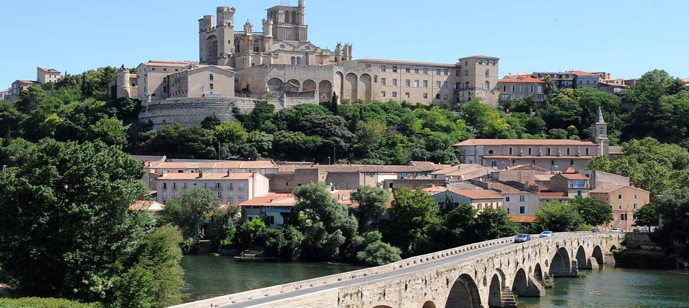 La résidence Le Symbioz situé à Béziers en Languedoc Roussillon