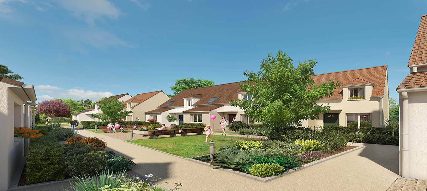 La résidence St Max Tropique Maison situé à Saint-Maximin en Picardie