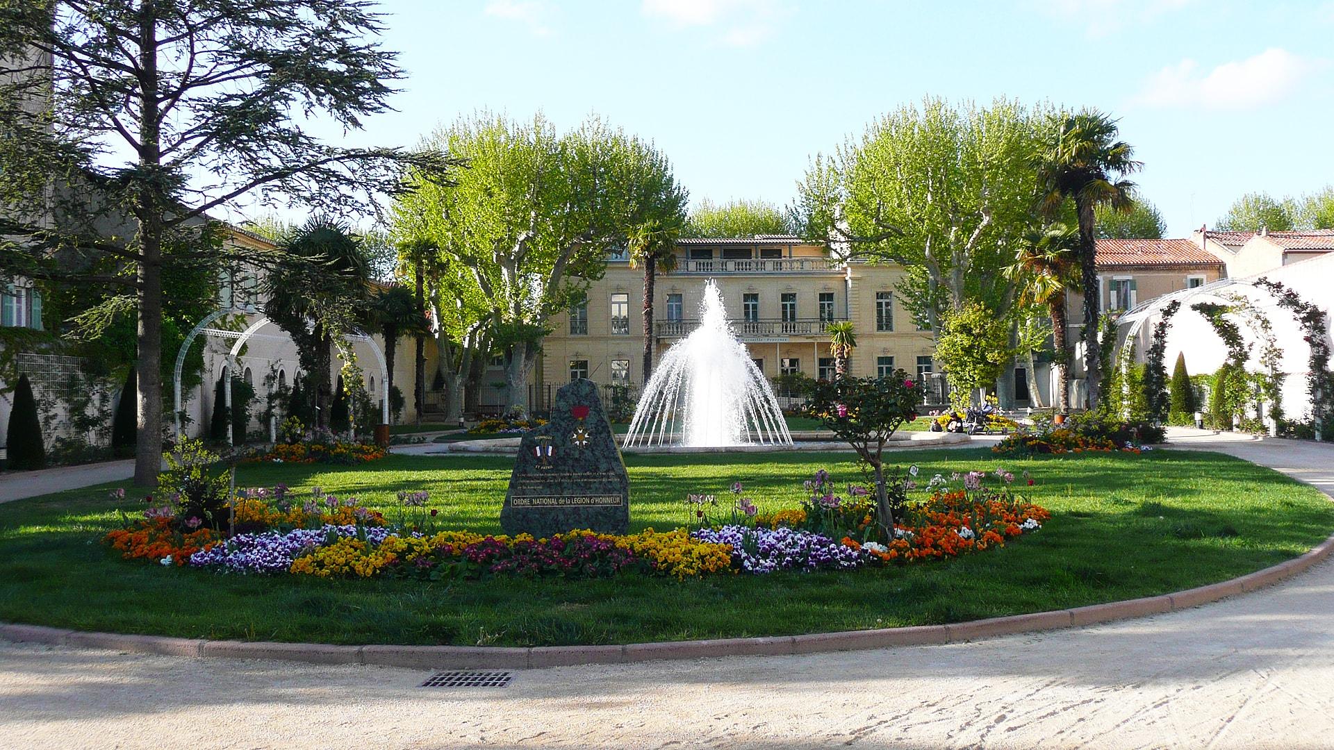 Inspir les jardins de provence sabakunohana - Immo salon de provence ...