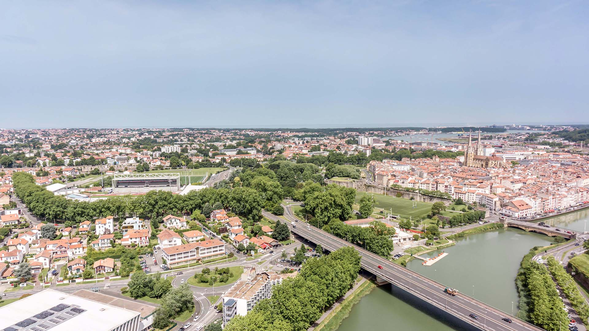 Baiona Prestigioa programme immobilier neuf  Bayonne