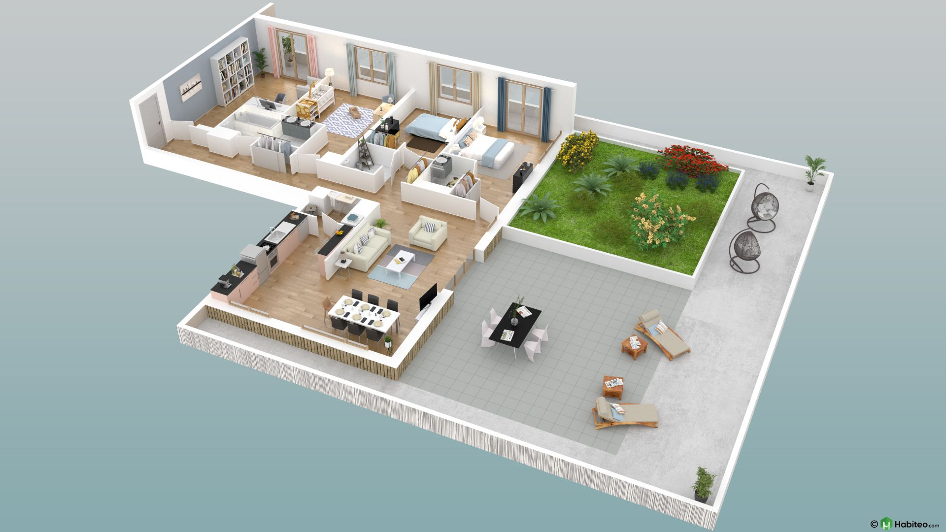 La Canopee Programme Immobilier Neuf A Amiens