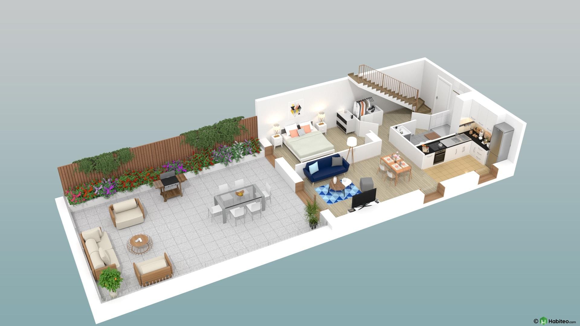 Les Jardins Brunehaut, programme immobilier neuf à Senlis