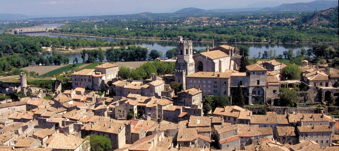 Visitez une maison neuve du programme Le Grand Romain à Pont-Saint-Esprit (Gard)