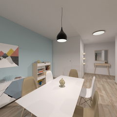 Visite virtuelle - Appartement - T1 bis - Résidence Saint-Thierry - Reims (51)